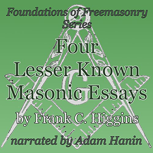 Four Lesser-Known Masonic Essays Titelbild