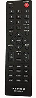 Dynex DX-RC01A-12 DX-RC02A-12 LCD LED TV Remote for DX-32L100A13 DX-26L100A13 and Other TV