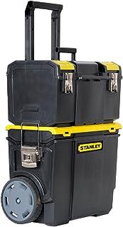 Stanley 1-70-326 Servante Compacte 3 En 1 – Boite À Outils Détachable – 2..