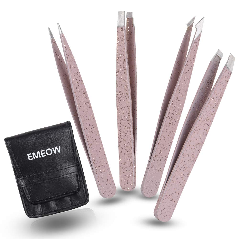 Tweezers Set Our shop most 55% OFF popular - Professional Stainless Steel Precisi Best Eyebrow
