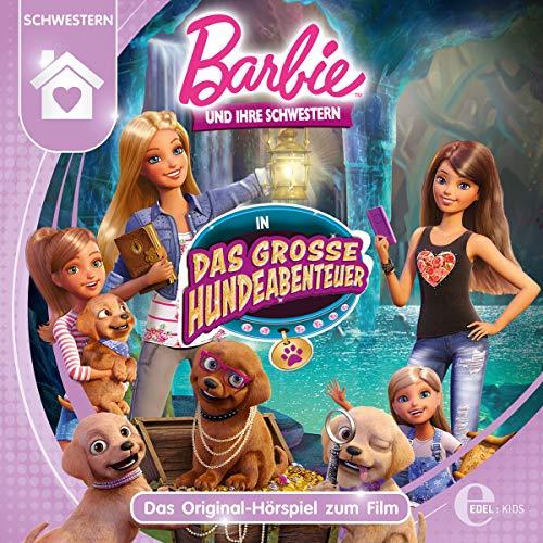 Barbie und ihre Schwestern in: Das große Hundeabenteuer Titelbild