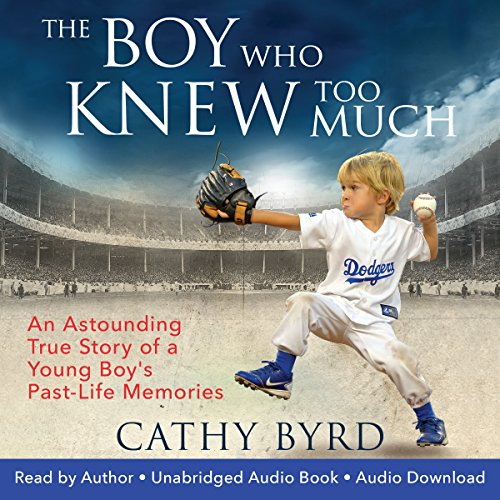 The Boy Who Knew Too Much audiobook cover art