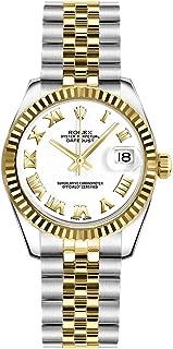 Lady-Datejust 26 179173 White Dial on Jubilee Bracelet Women's Watch