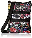 Harley Davidson X-Body Sling Backpack, Tattoo, One Size