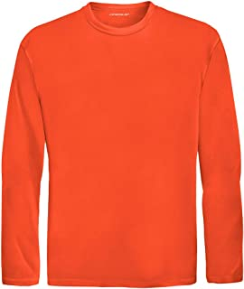 DRI-Equip Youth Long Sleeve Moisture Wicking Athletic...