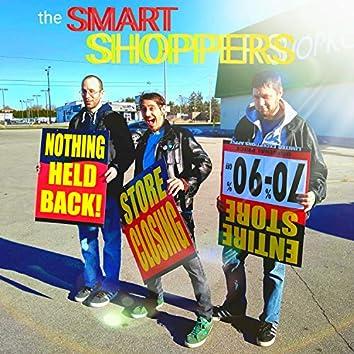 "Smart Shoppers S/T 7"""