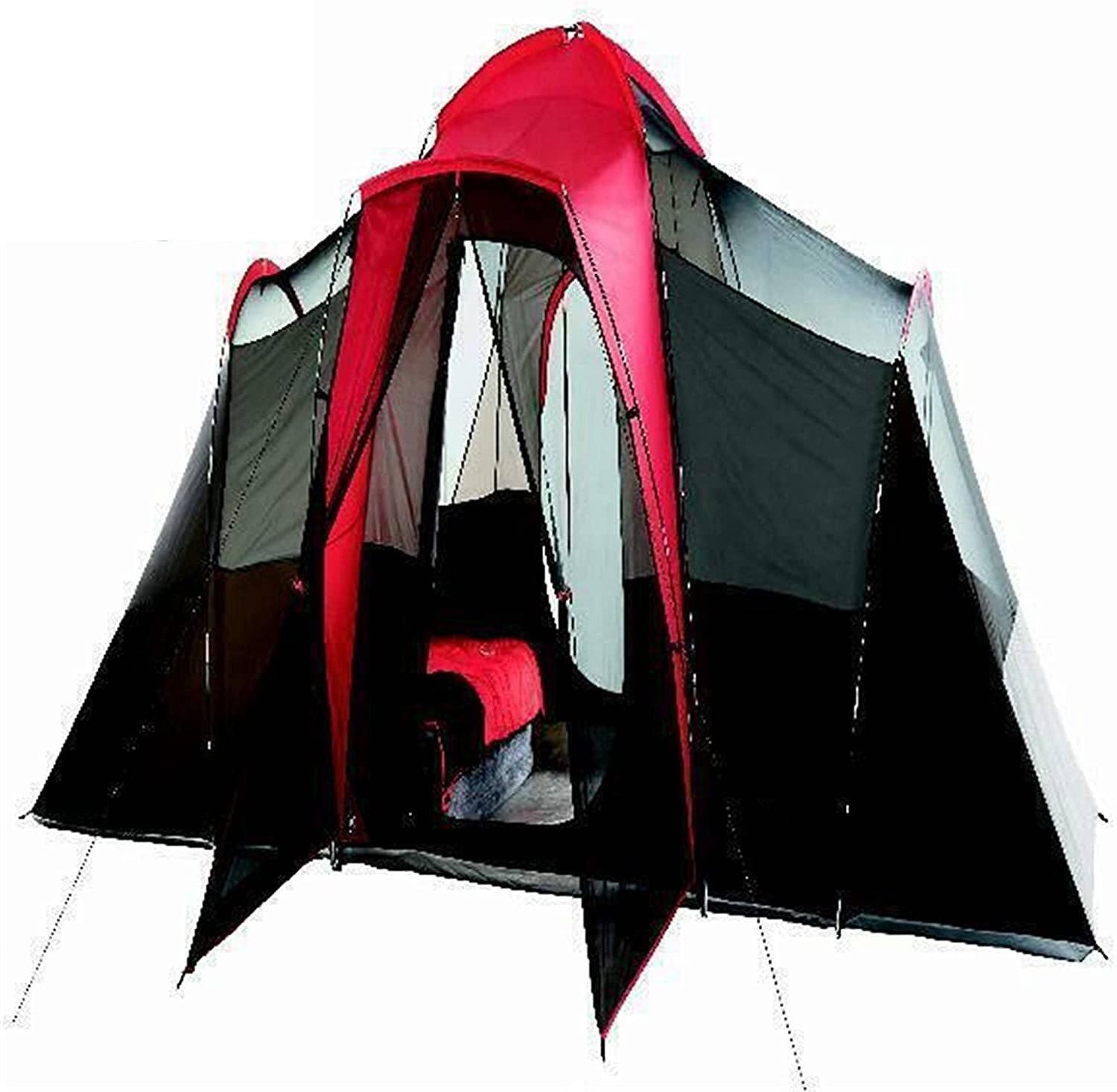Max 78% OFF ZJJZJJ 2021 Challenge the lowest price Waterproof 10-Person Portable Tent Large Outd Family