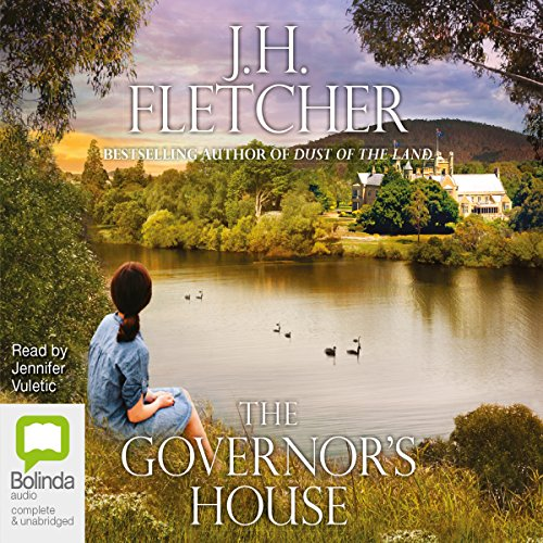 The Governor's House audiobook cover art