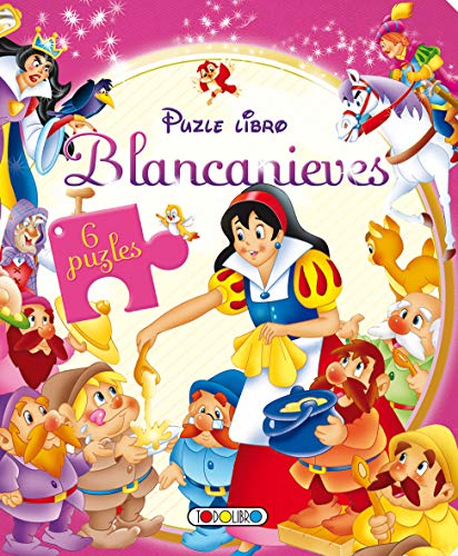Blancanieves (Puzle libro)