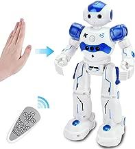 Rainbrace Smart Robot Toys Remote Control Robot,RC Robot for Kids,Robotic for Boy Toys 4 5 7 8 9 Years Old Boys Girls Kids Birthday Present(Blue)