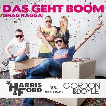 Das geht Boom (Shag Ragga) (Remixes)