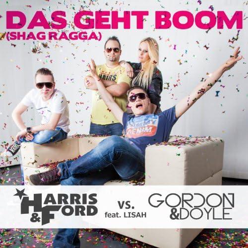 Harris & Ford & Gordon & Doyle feat. Lisah