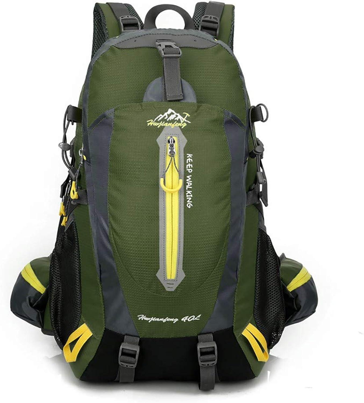 PPACK 55L Trekkingrucksacke Mit Hoher Kapazität Wasserdicht Atmungsaktiv Atmungsaktiv Atmungsaktiv Rucksack Aus Polyestergewebe Für Wandern Bergsteigen Klettern Camping Männer Frauen B07PSDYD2B  Schönes Design 0586ae