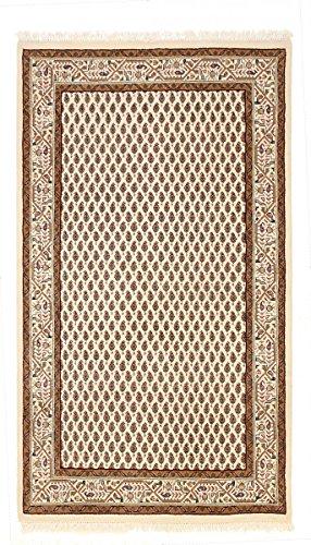 Nain Trading Indo Mir 163x94 Orientteppich Teppich Beige/Braun Handgeknüpft Indien