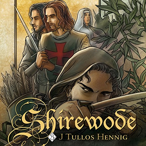 Shirewode audiobook cover art