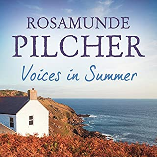 Voices in Summer                   By:                                                                                                                                 Rosamunde Pilcher                               Narrated by:                                                                                                                                 Jilly Bond                      Length: 8 hrs and 18 mins     27 ratings     Overall 4.5