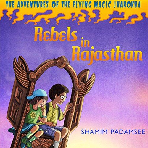 Rebels in Rajasthan cover art