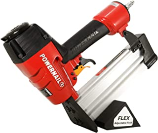 Powernail Model 50F, 18-Gauge Cleat Nailer for Engineered Wood Flooring (3/8