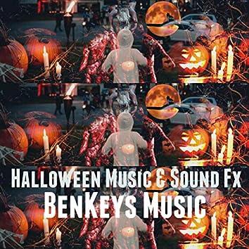 Halloween Music & Sound Fx