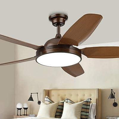Lámpara de techo YYF Ventilador eléctrico Lámparas de Sala de ...