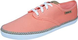 adidas Originals Adria PS Espadrile Womens Trainers/Shoes - Orange
