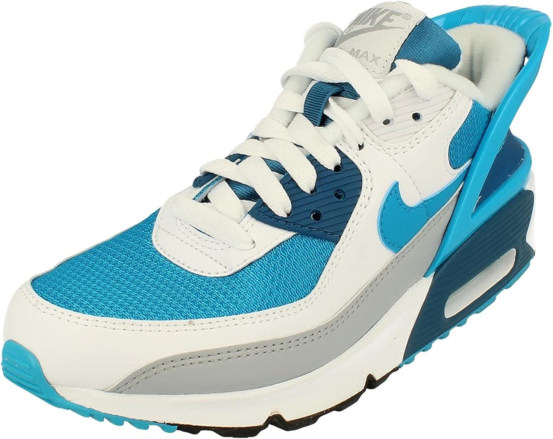Nike Air Max 90 Flyease Running Casual Shoes (gs) Big Kids Cv0526-103
