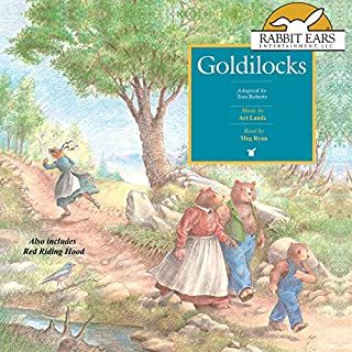 Red Riding Hood and Goldilocks cover art
