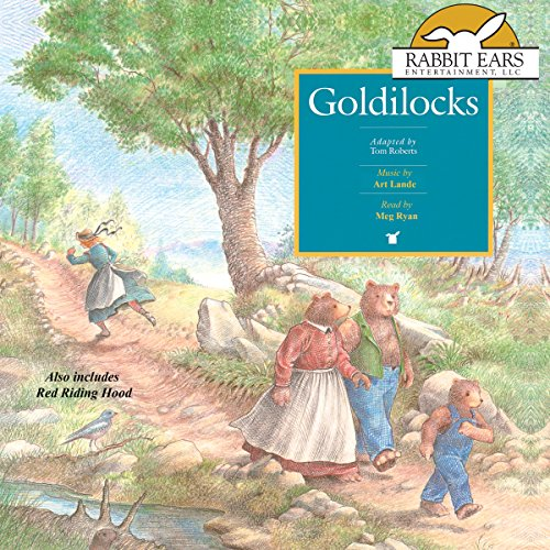 Red Riding Hood and Goldilocks audiobook cover art