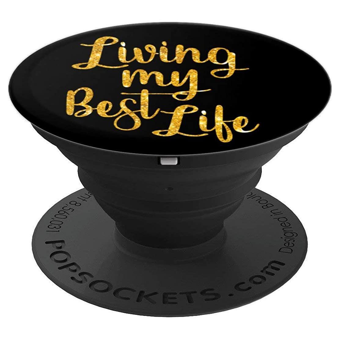 Living My Best Life - PopSockets Grip and Stand for Phones and Tablets