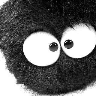 Totoro Sounding Soot Sprite Dust Bunny My Neighbor Hayao Miyazaki Plush Stuffed Toy