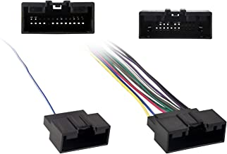 Metra 70-5524 Wiring Harness for Ford Fiesta 2011-Up, Power for 4 Speakers