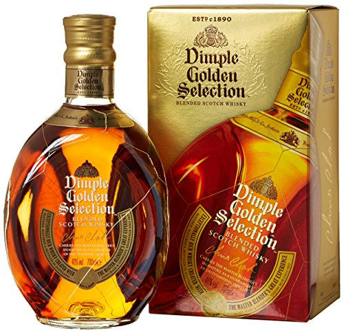 Dimple Golden Selection Blended Scotch Whisky (1 x 0.7 l)