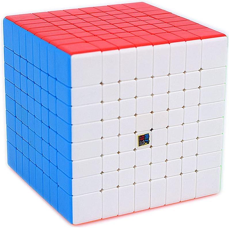 LiangCuber Moyu Meilong 8x8 4 years warranty Speed Mofang stickerless Sacramento Mall Jiaosh Cube