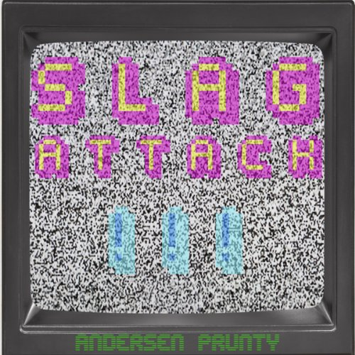 Slag Attack audiobook cover art
