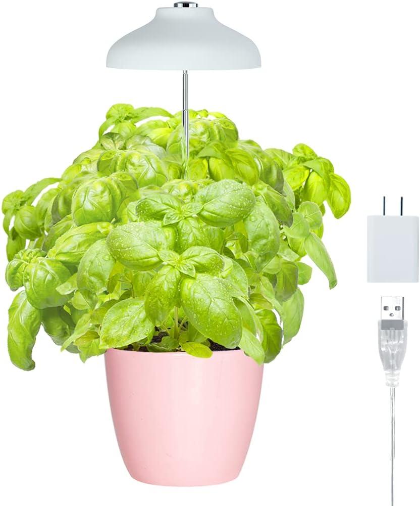 Max 90% Super-cheap OFF GrowLED LED Umbrella Plant Grow Adjus Height Herb Garden Light