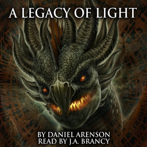 A Legacy of Light     The Dragon War, Book 1              By:                                                                                                                                 Daniel Arenson                               Narrated by:                                                                                                                                 John Alexander Brancy                      Length: 9 hrs and 51 mins     3 ratings     Overall 3.7