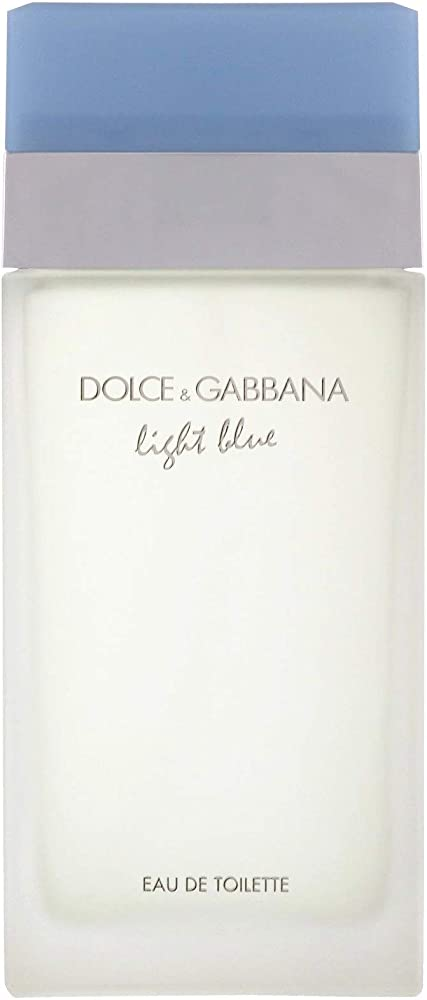 Dolce&gabbana light blue eau de toilette, donna, 200 ml DG87197