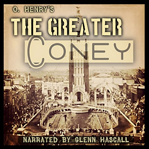 The Greater Coney cover art