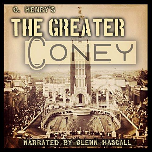 Page de couverture de The Greater Coney