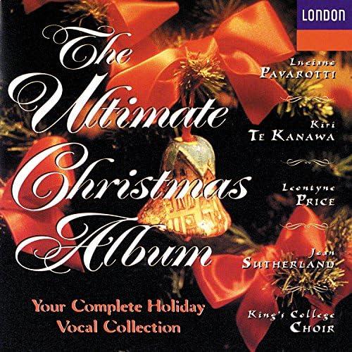 Dame Joan Sutherland, Kiri Te Kanawa, Leontyne Price & Luciano Pavarotti