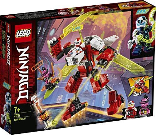 wow Lego® NINJAGO Kais Mech Jet, ab 7 Jahre