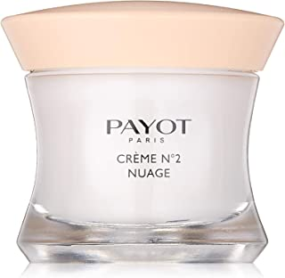 Crème N°2 Nuage Payot - Anti-Redness and Anti-Stress Soothing Skin Care - 1.6 Fluid Ounce - 50 milliliters - Made in France