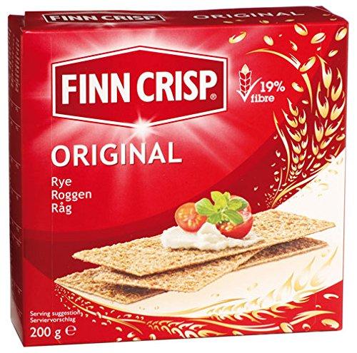 Finn Crisp Original Roggen-Knäckebrot - 200g - 6x