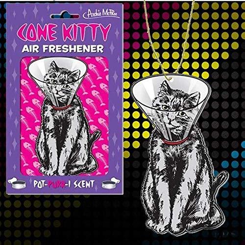Animewild Cone Kitty Air Freshener