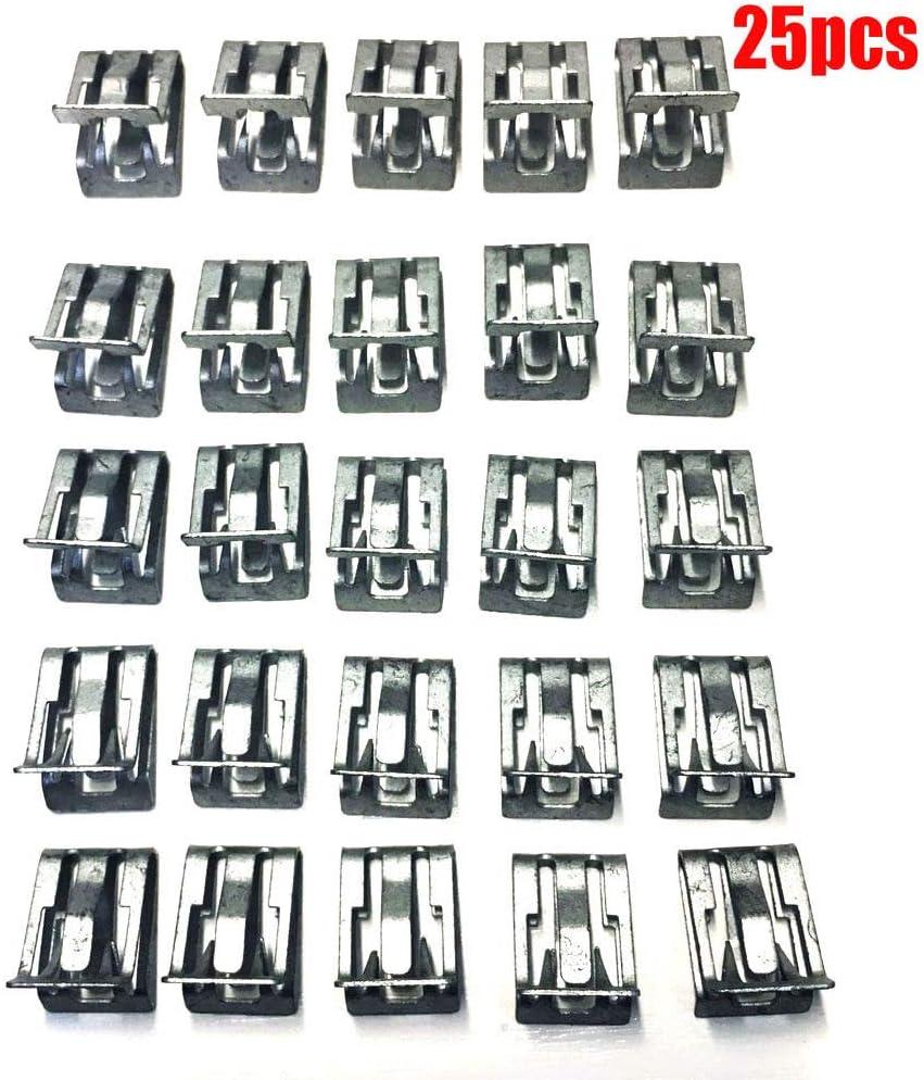 ALLMOST Soldering for 1994-2017 Interior Trim Regular store Clips GM 5 1 2