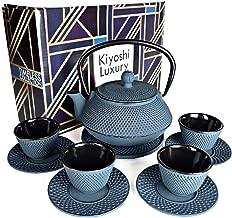 KIYOSHI Luxury 11PC Japanese Tea Set.