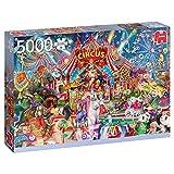 Jumbo- Juguete (Puzzles 5000 Piezas)