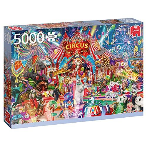 Puzzle 5000 piezas Jumbo/Una noche en el circo