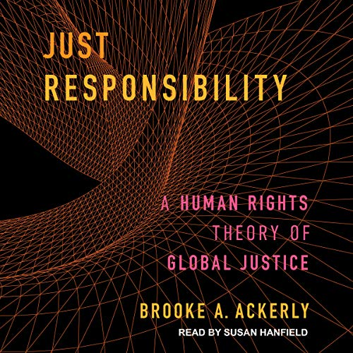 Just Responsibility audiobook cover art