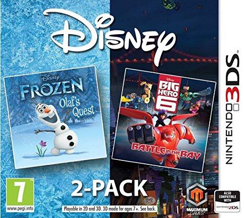 Frozen/Big Hero 6 double pack